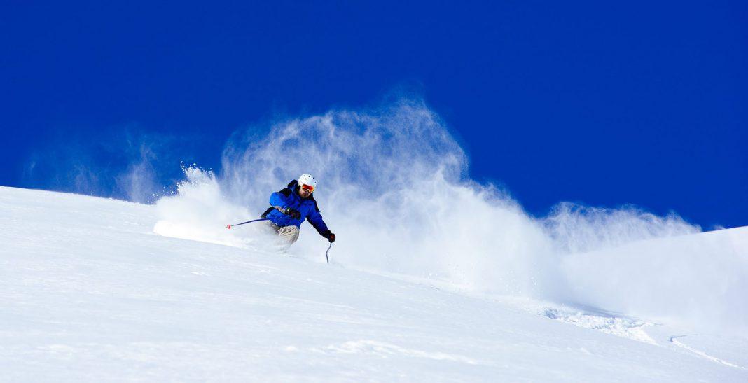 ski california