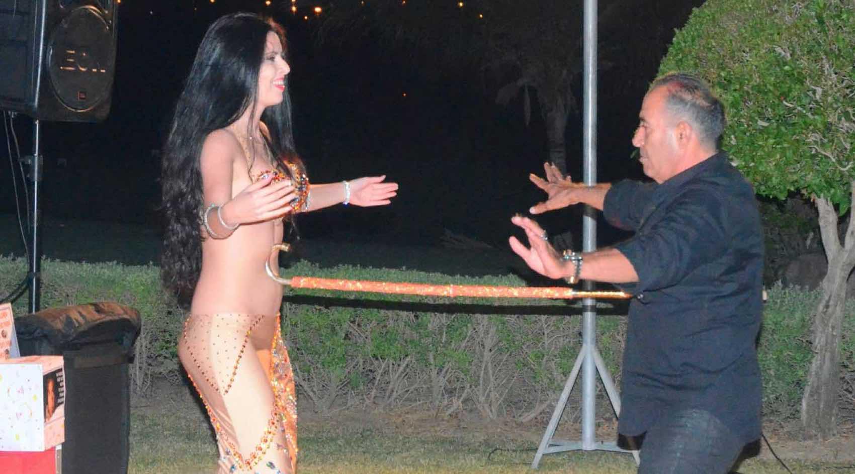 Dubai Belly dance