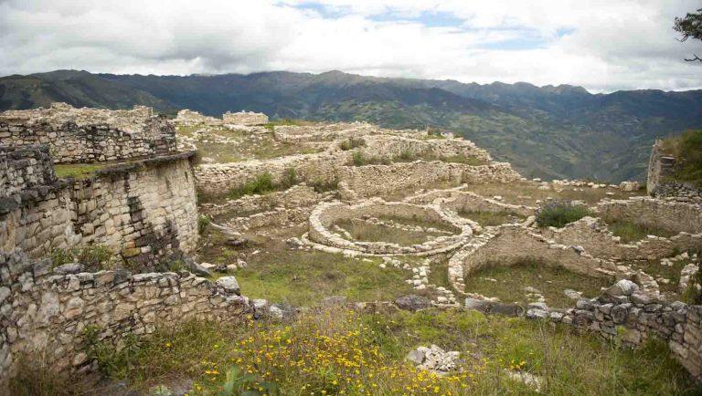 Kuelap in Northern Peru waiting as next Machu Picchu