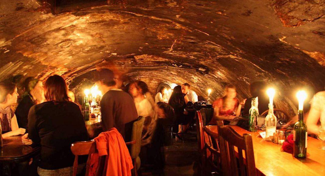 Wine bar London