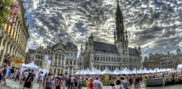 Taste of Belgium; Food lovers dream