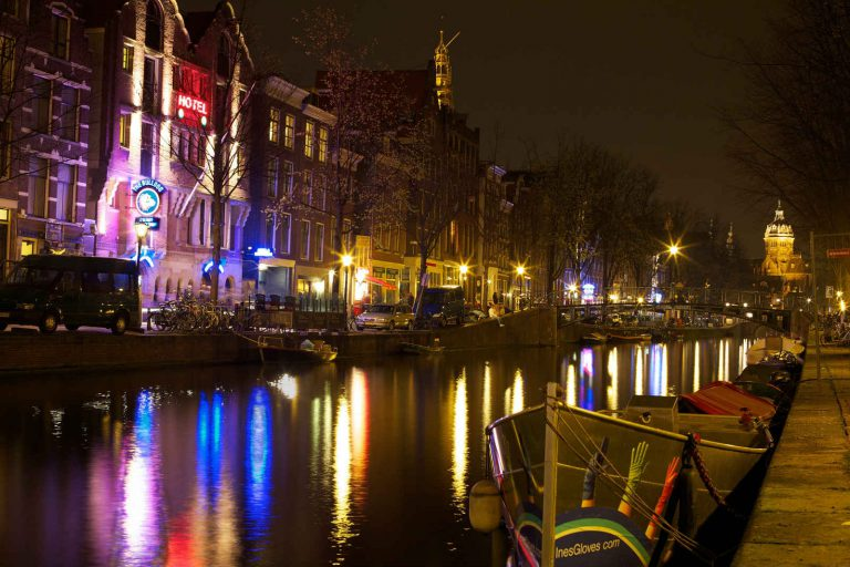 I enjoy Amsterdam – about beer, art and the good life