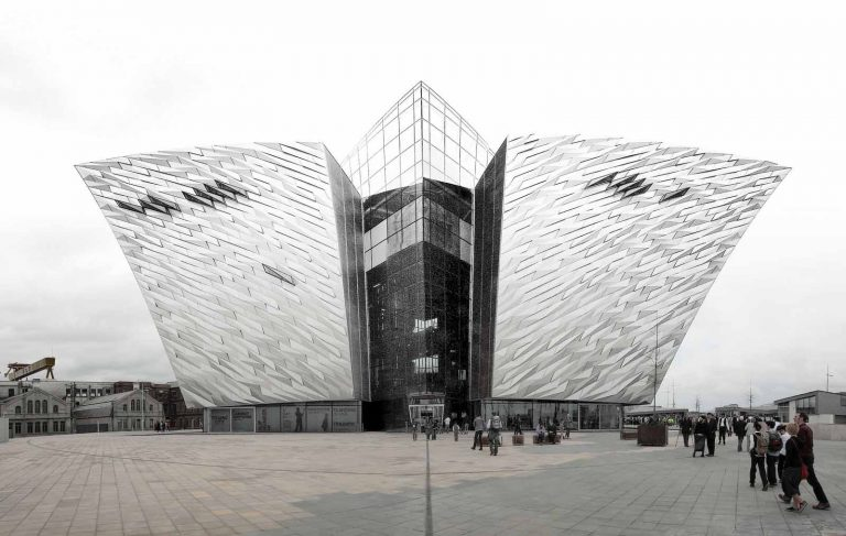 All you need: Don`t forget Belfast and Titanic