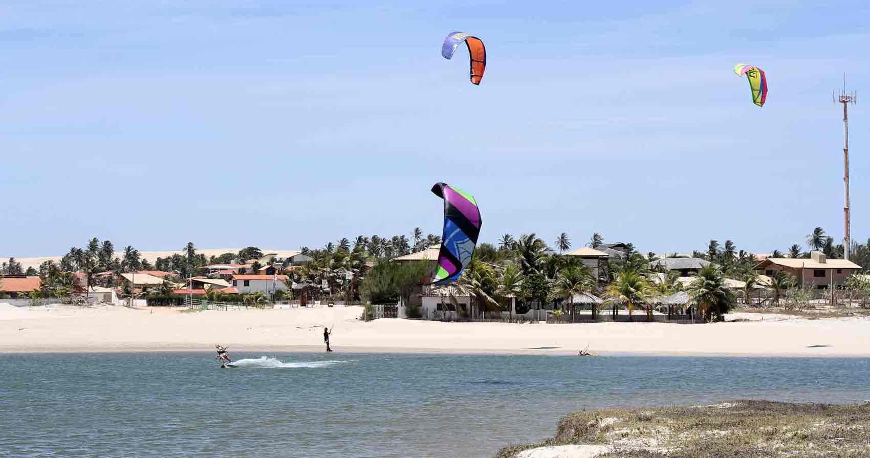 Kiter in Uruau