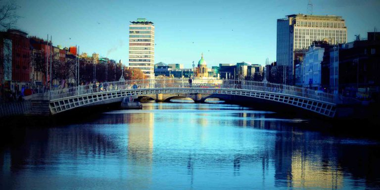 Local advice Dublin; A young and vibrant city