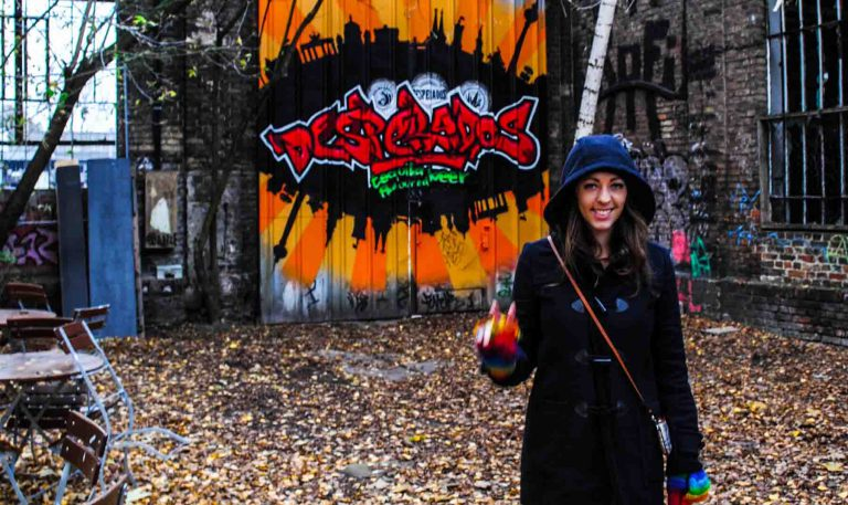 About Berlin – Here Kristin from LA felt like home