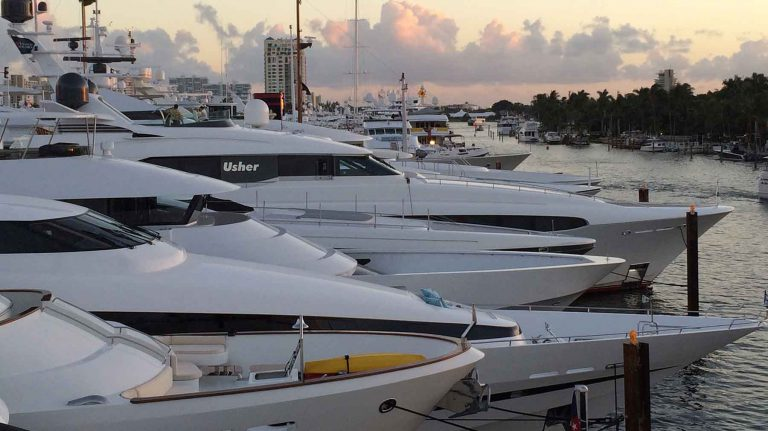 Carmen; Fort Lauderdale is my Yachting capital