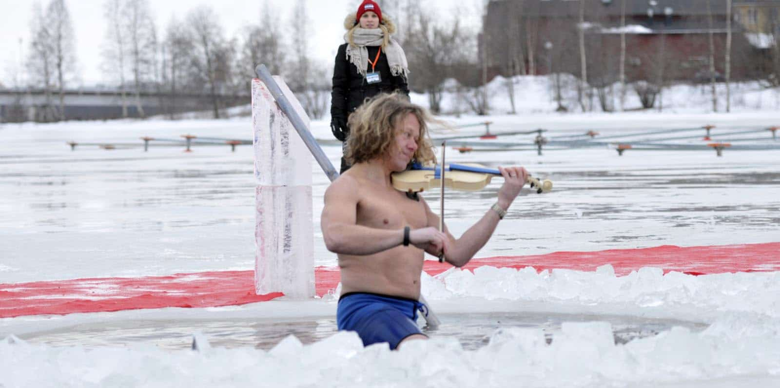 Frosty Finland