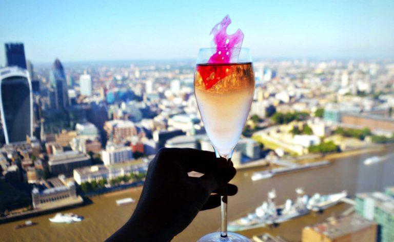 Uphill Shangri-La London and finding peace 53 floors high