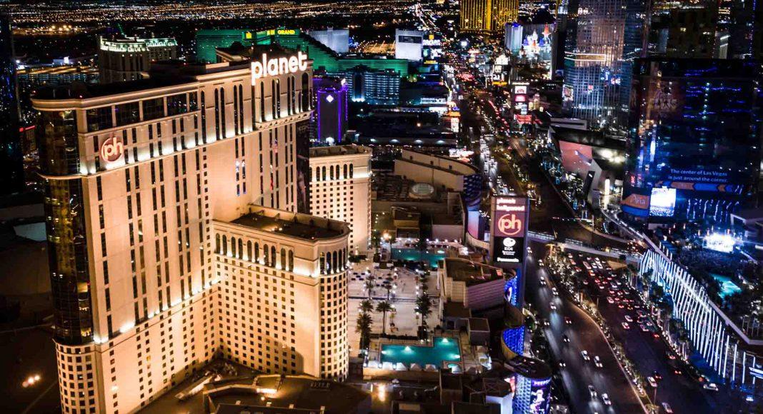 Excited Las Vegas