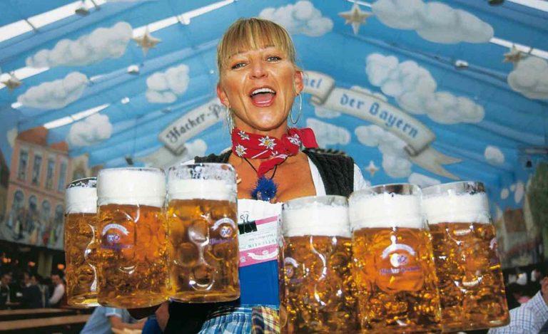 Oktoberfest Munich World´s largest Beer-Party
