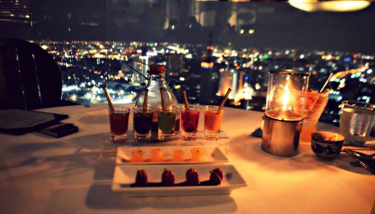 Breeze Bangkok; The place to eat and be seen