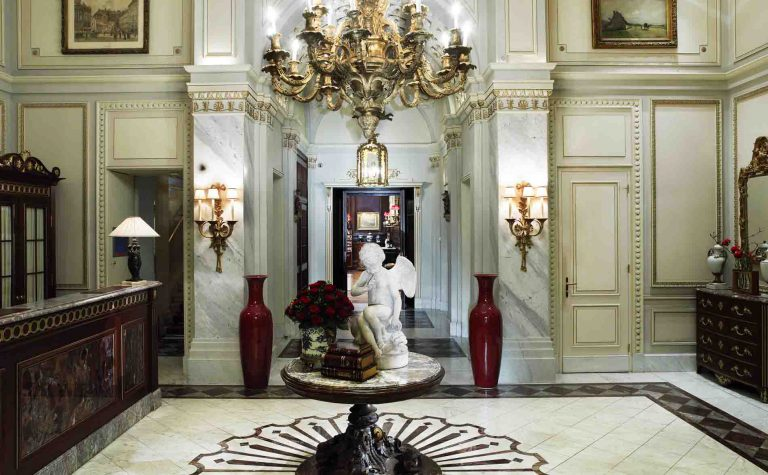 Weekend at Hotel Sacher, Vienna, City of Mystery