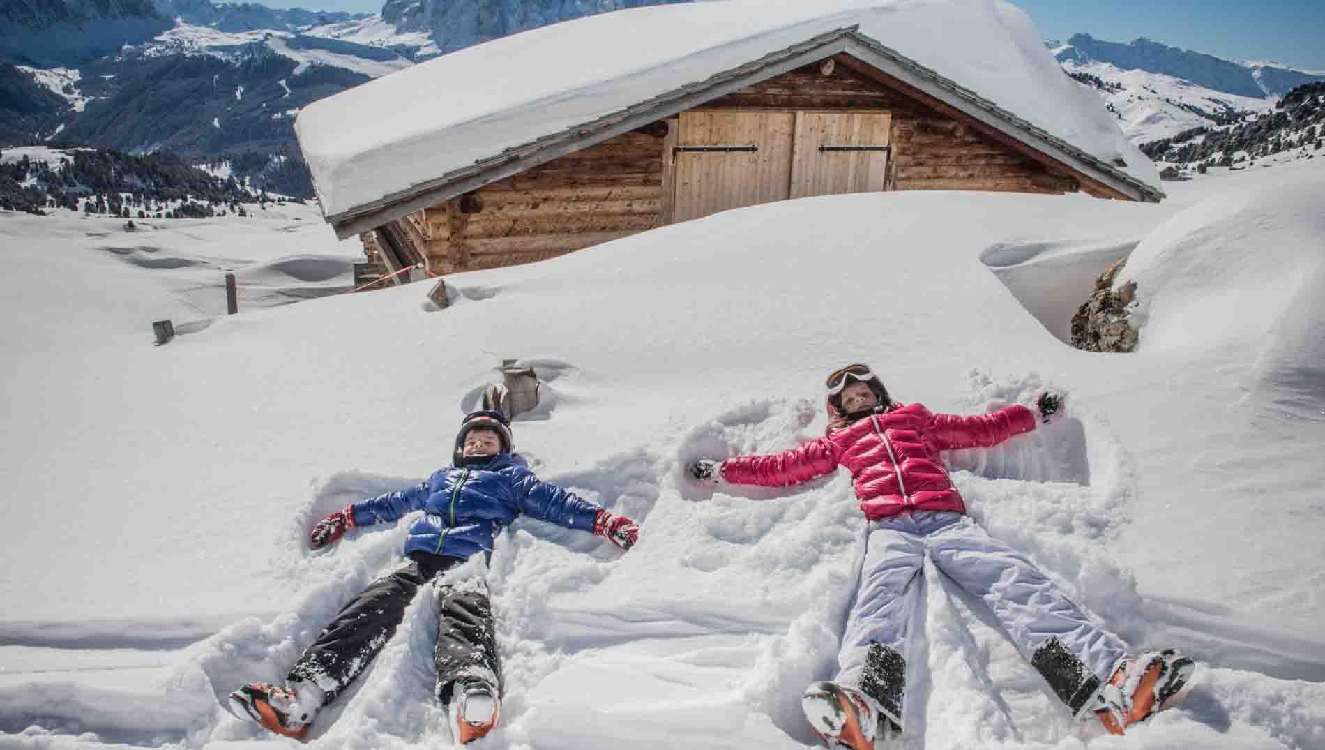 Skiing Italiy