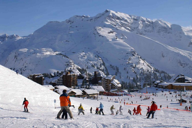 French Alps hard to beat –  about Skiing, Food and After Ski