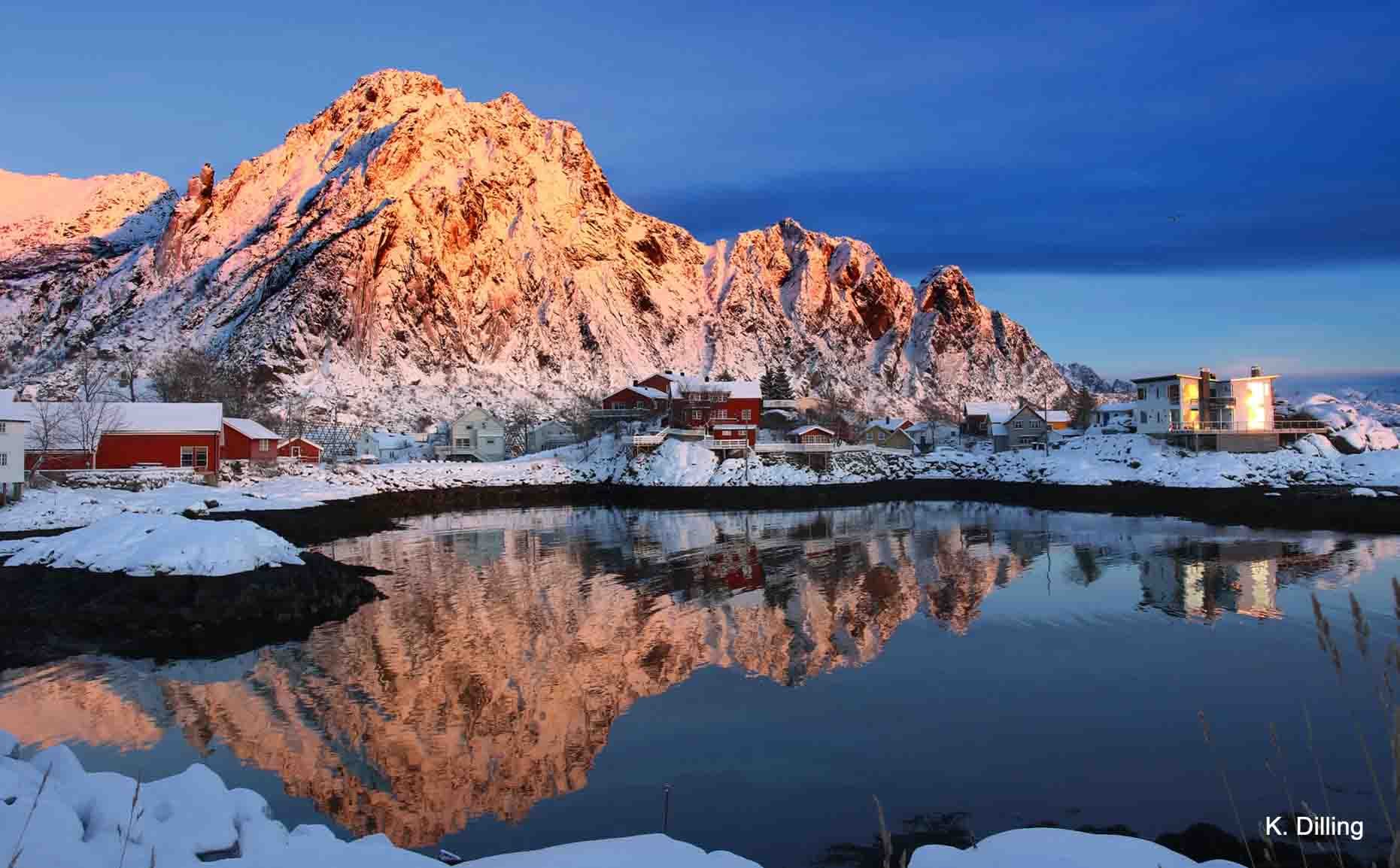 Magic Light of Lofoten