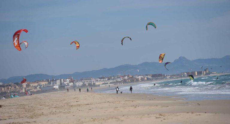 Tarifa is kiters Paradise – Hip and Windy