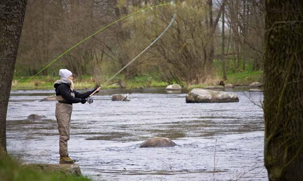 fly-fishing