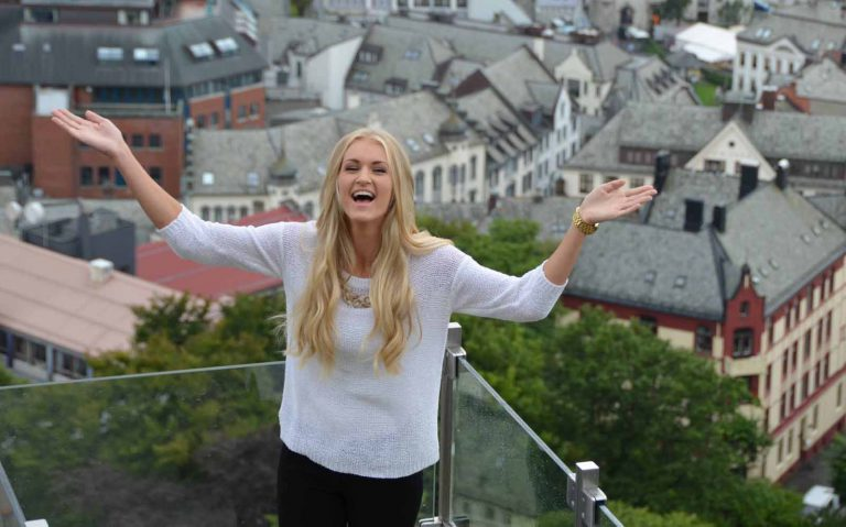 Meet Miss Norway – and her favourite city