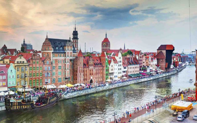 Gdansk, Gdyna and Sopot full of surprises