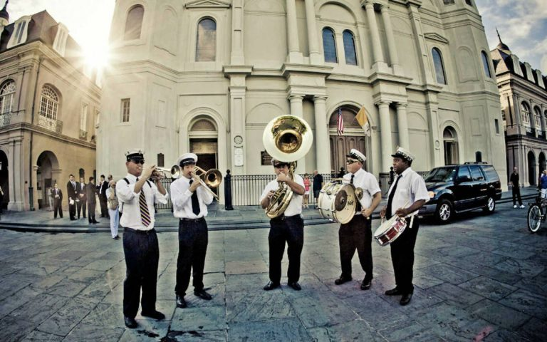 Jazz it up in New Orleans and all festivals