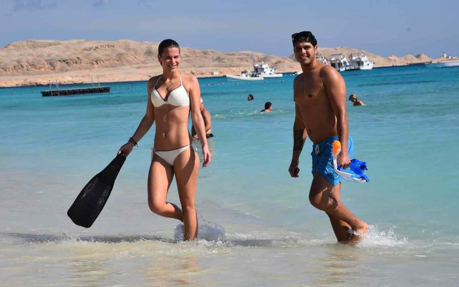 Life's a Beach on the Red Sea coast