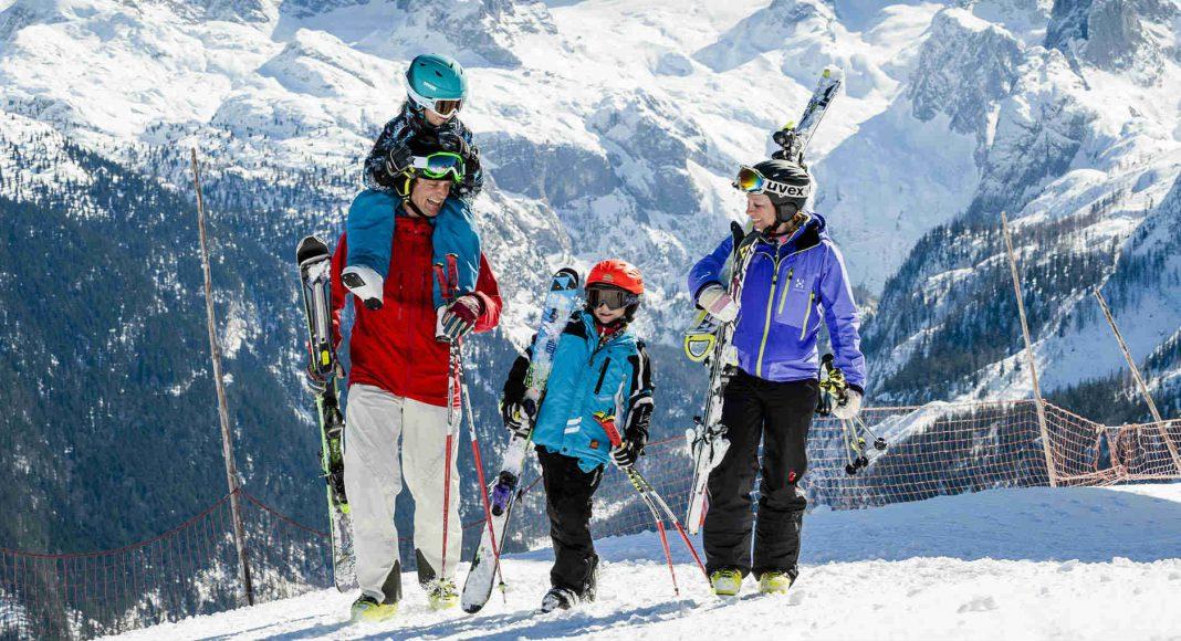 ski in Austria