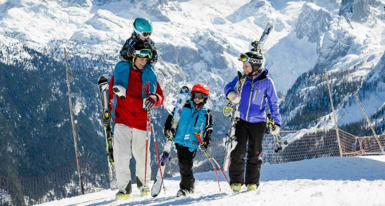 It´s Snow Time – Here to ski in Austria