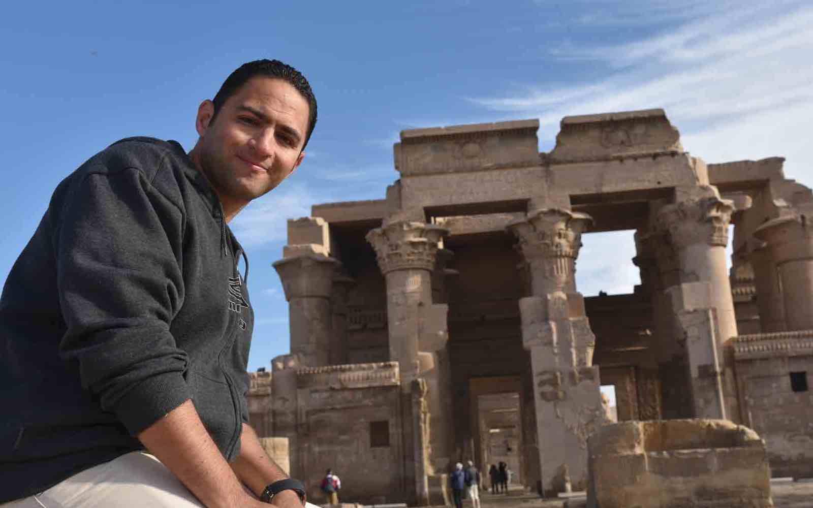 Local advice: Cairo safe and never sleep
