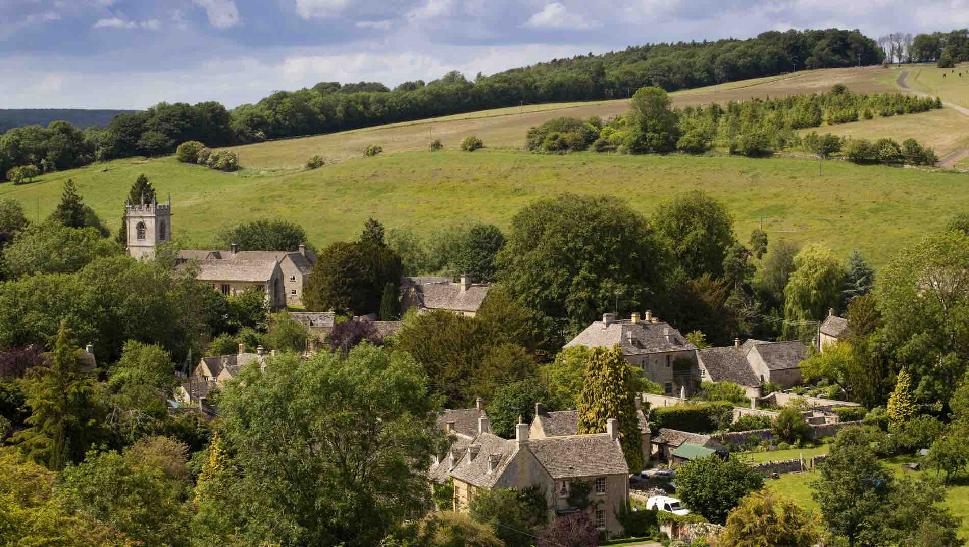 Royal Connections; 48 Hours in Cotswolds - King Goya
