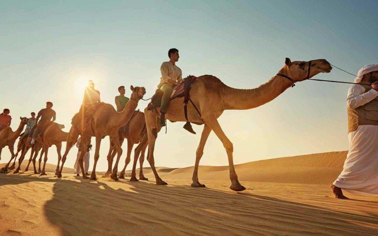 Abu Dhabi for Shopping, Festivals, cruise and desert