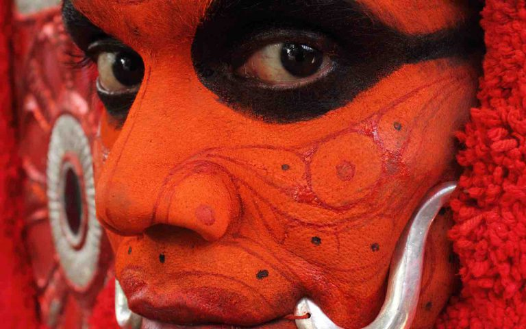 Festival in Kerala – God´s Own Country