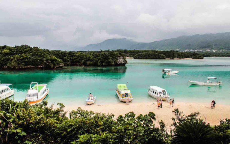 More Japan – Southern resort of Okinawa