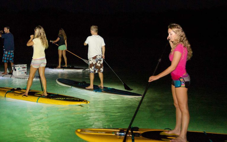 After-Dark actions in the Florida Keys