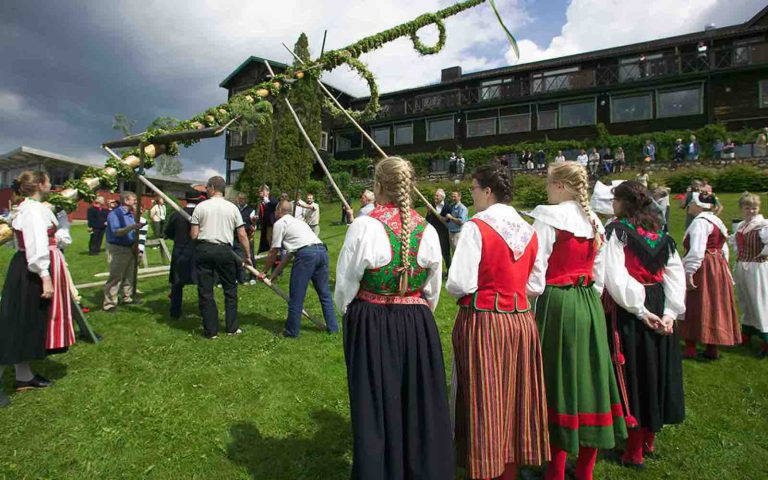 Midsummer in Dalarna – a place to visit before you die