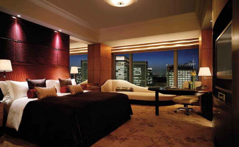 Shangri-La Tokyo and a fusion of old and new