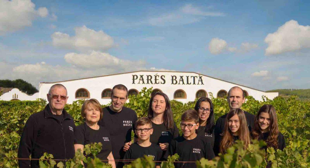 winery pares balta