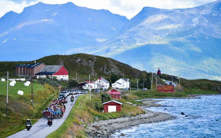 Arctic Tour; Local people has a story to tell