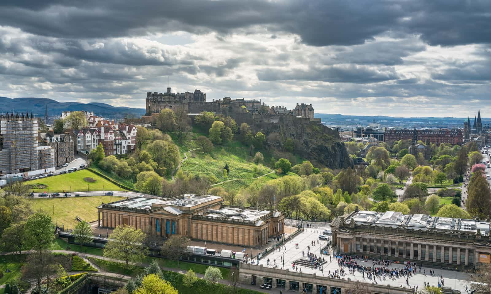 Scottish National in Edinburgh