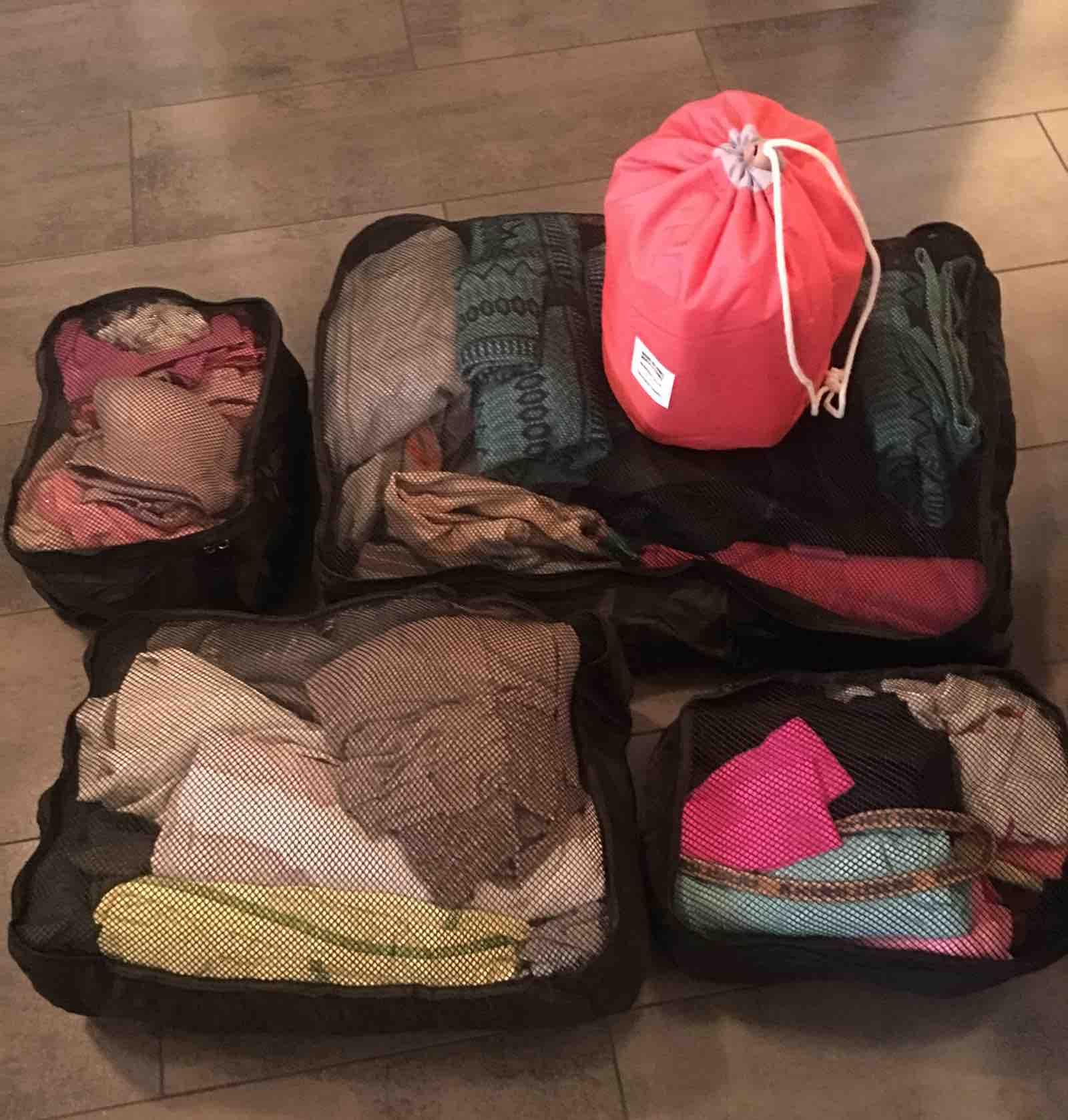 Backpacker advice