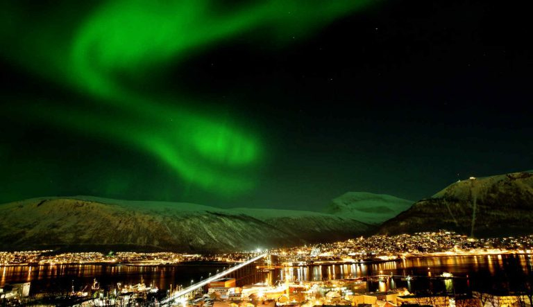 Northern Lights the greatest light show on Earth