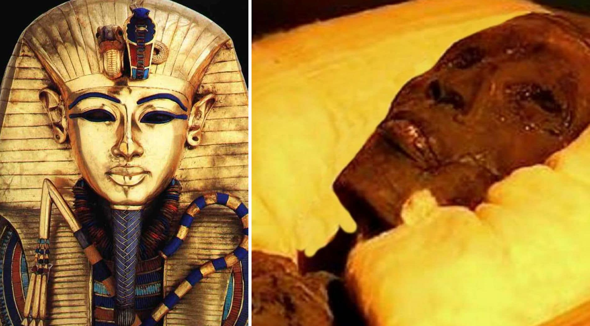 Still popular in Luxor: Eye to eye with King Tut! - King Goya