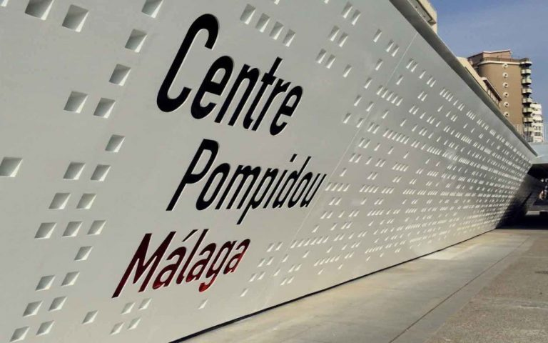 Centre Pompidou to stay in Malaga for years