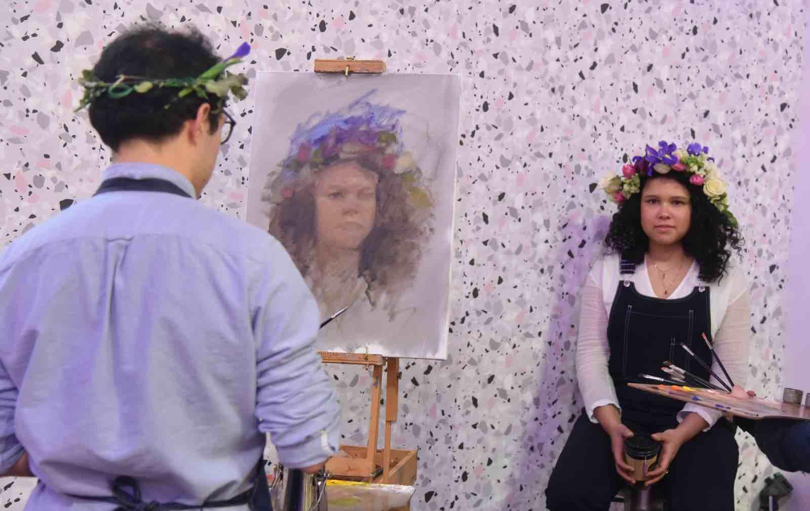 Cheap Portrait; Paint me before you get famous!