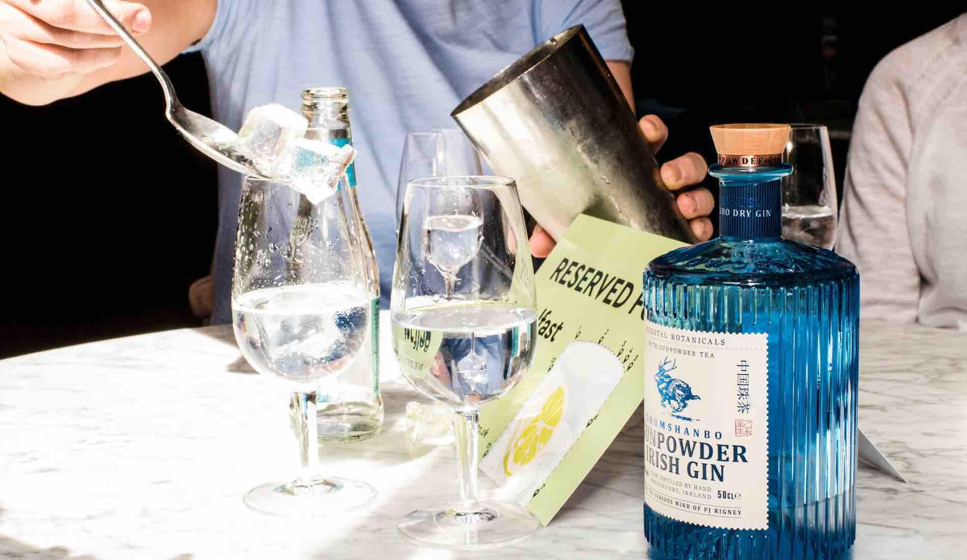 Gin revolution