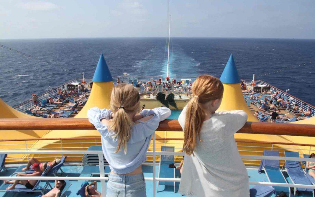kids and cruise
