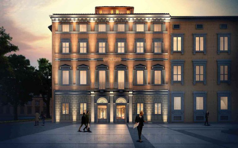 Grand Universe  the first luxury hotel in Lucca