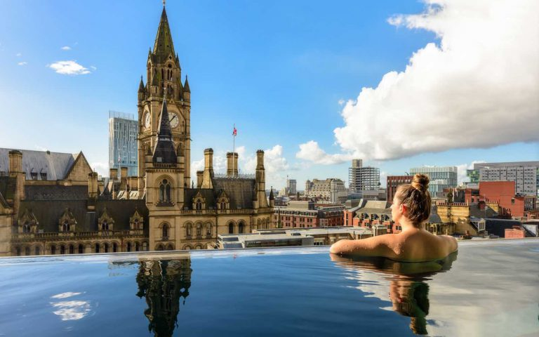 Weekend in Manchester; This is Britain's Radical City