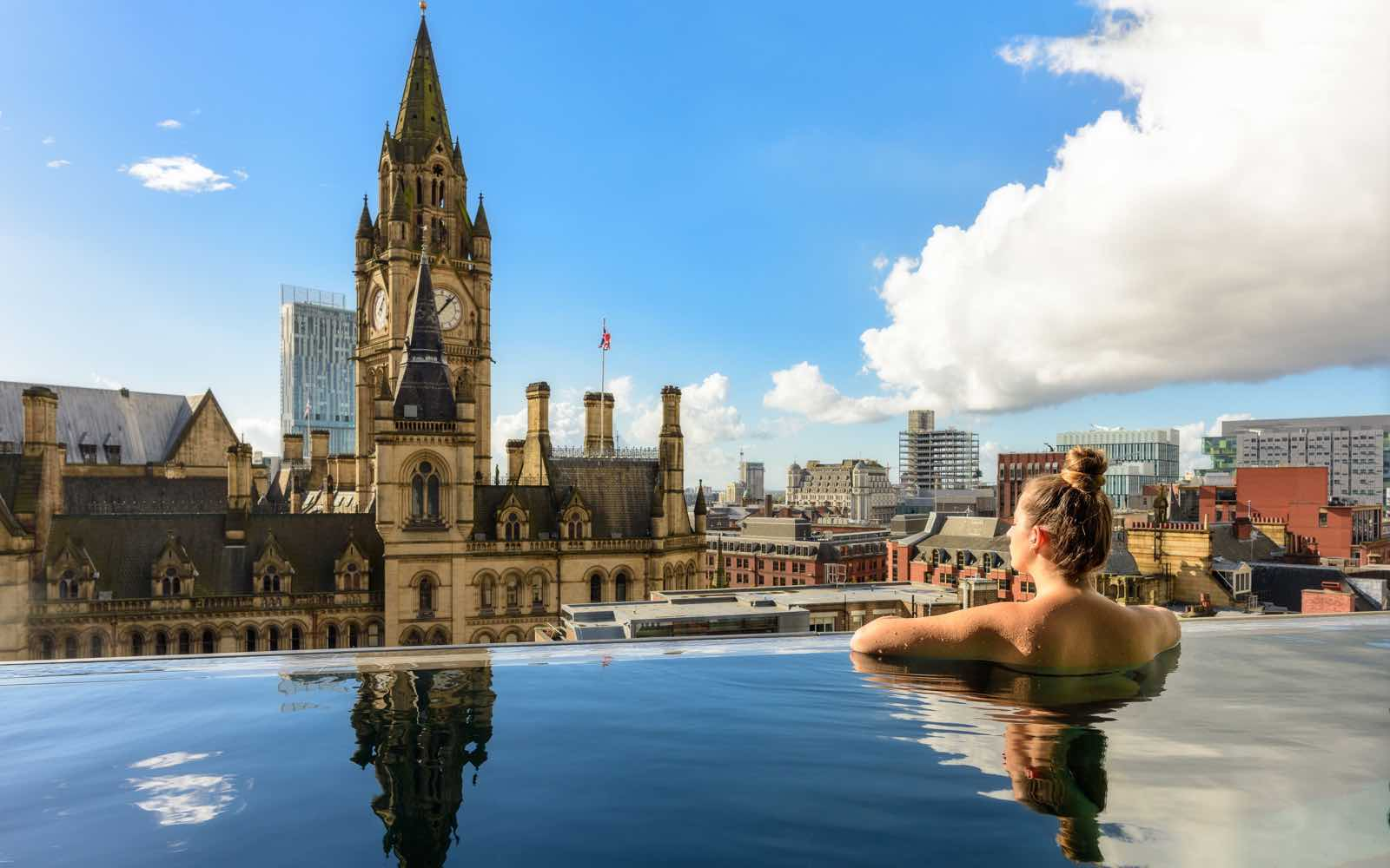 Weekend in Manchester; This is Britain´s Radical City
