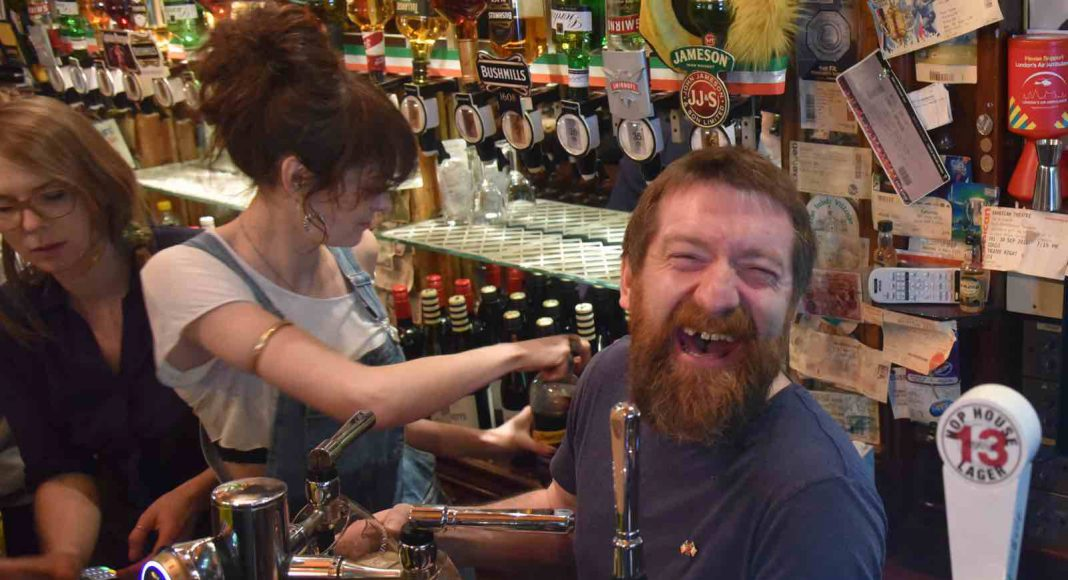 Best Irish Pub London